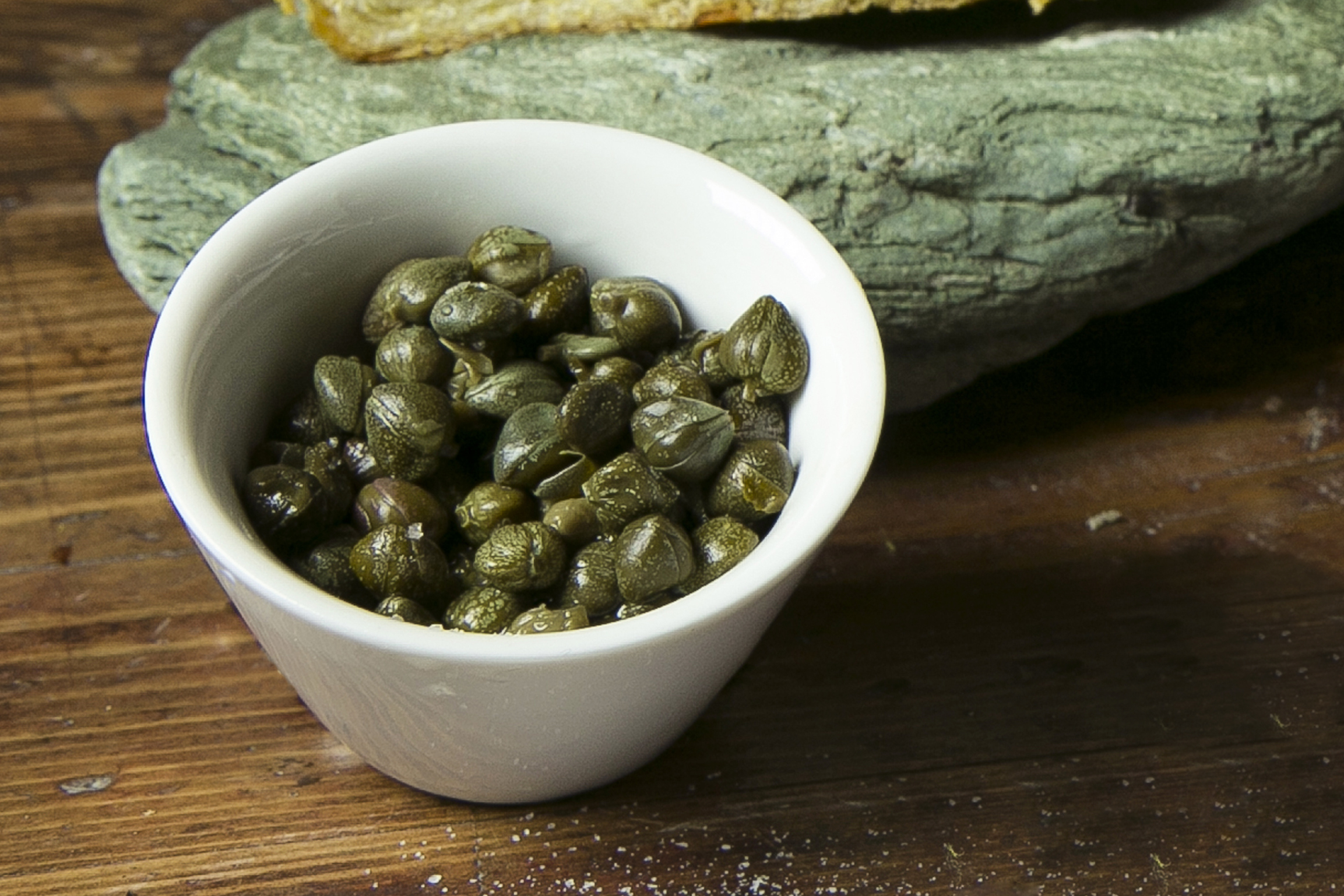 Dry-Salted Capers
